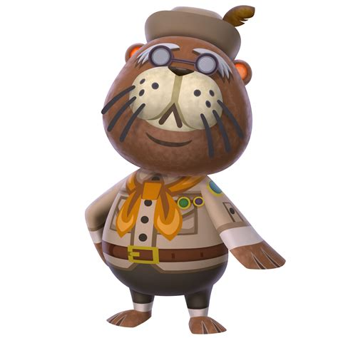 Animal Character 04 animal crossing new leaf character concept 1