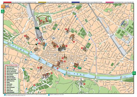 map of florence italy florence map detailed city and metro maps of florence for orangesmile
