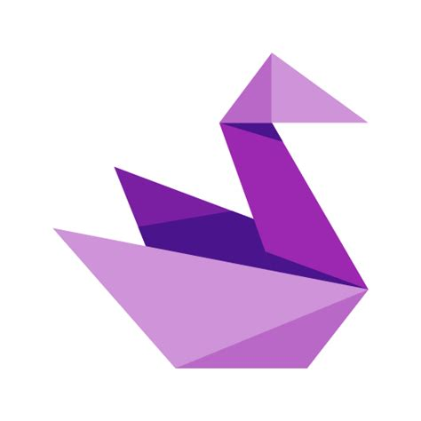 Origami Png - origami icon free at icons8