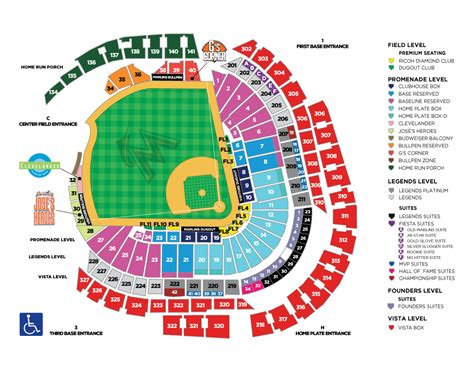row of seats synonym image gallery marlins seating chart