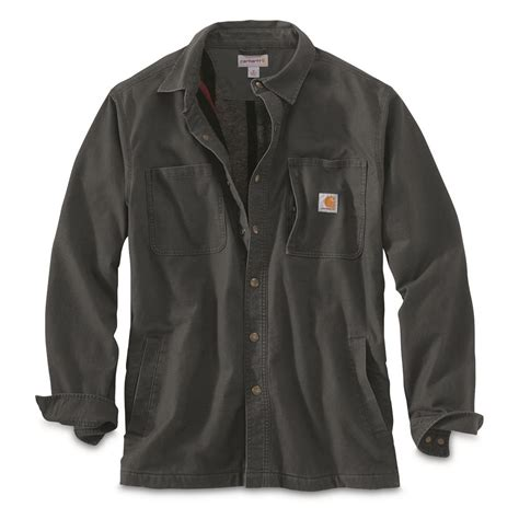 carhartt rugged flex rigby shirt jac carhartt s rugged flex rigby shirt jac 700857