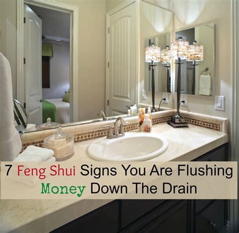 feng shui small bathroom 7 feng shui signs you are flushing money down the drain