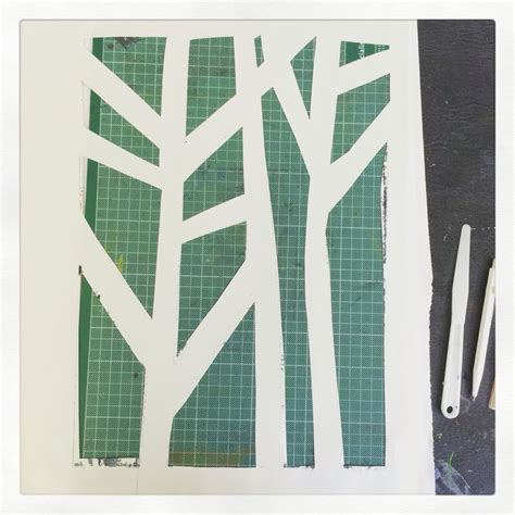 Best Paper For Stencils - 220 best images about printing stenciling on