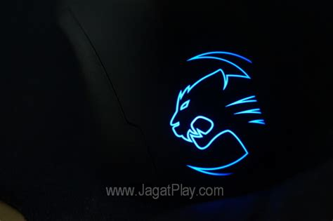 undead review mouse gaming roccat lua mouse entry level
