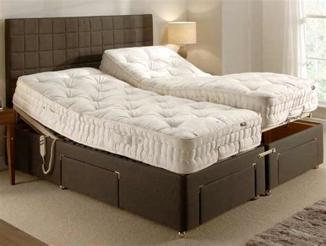 bed company 1200 pocket adjustable bed buy at bestpricebeds