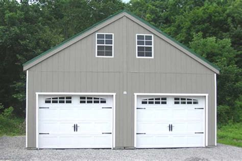 size of a two car garage garage 2 car garage dimensions diy garage 2 car garage
