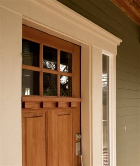 colonial door trim craftsman exterior door trim architectural craftsman