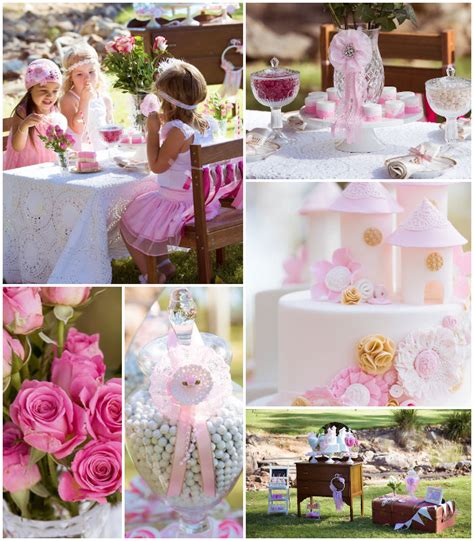 princess themed birthday games vintage princess themed birthday tea party with so many