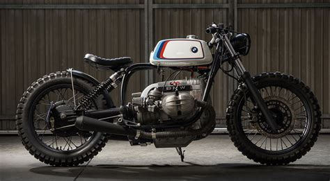 bmw f 650 cafe racer custom bmw r100 by cafe racer dreams hiconsumption