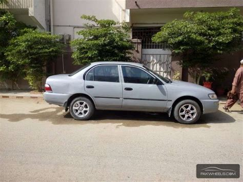 how to sell used cars 1996 toyota corolla transmission control used toyota corolla xe 1996 car for sale in karachi 1150454 pakwheels