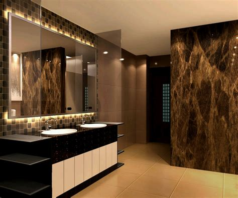Modern Design Bathrooms New Home Designs Modern Homes Modern Bathrooms Designs Ideas