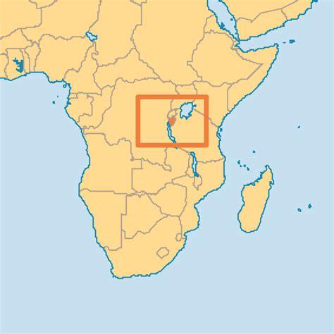 africa map burundi burundi africa map