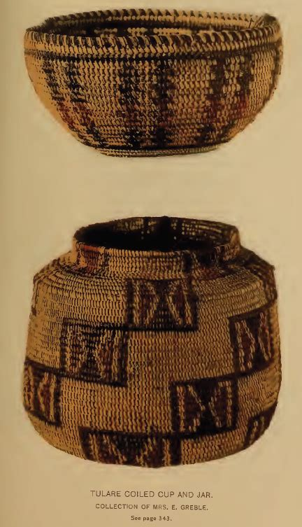 basket designs of the indians of northwestern california classic reprint books basketry and basket weaving historic book collection on cd