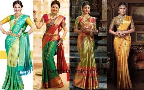 The Ideal Saree Colors for a Bride to Wear On Her Wedding Day!