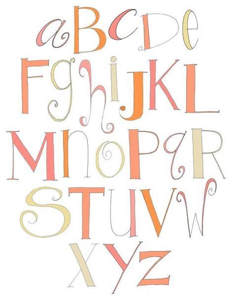 doodle print font free alphabet lettering doodles alphabet