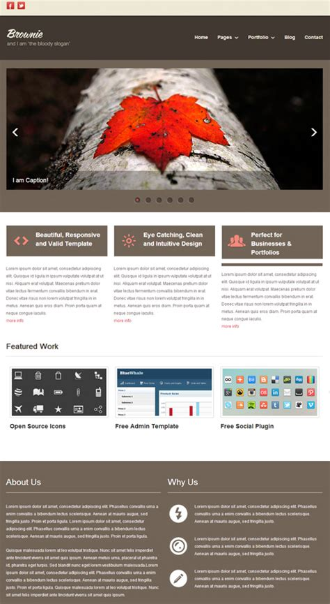 Free Responsive Psd Website Templates Artfulclub Expression Web Templates Free Responsive