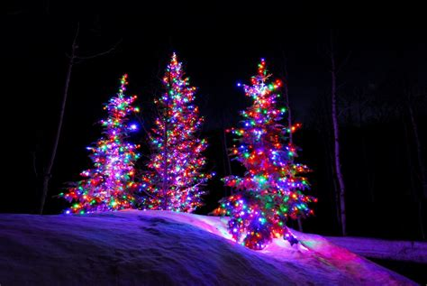 replacement lights for christmas trees