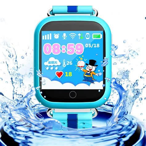 android gps tracker waterproof gps tracker sos call children smart for android ios iphone
