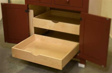 Rollout Drawers by Organize Your Cabinets Custom Cabinets
