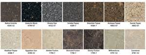formica countertop colors countertop laminate color chart quotes