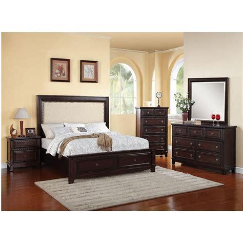 mirror bedroom suite only 1490 00 willow storage 5pc bedroom suite kbed