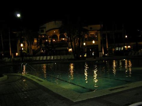pool at night pool at night picture of sheraton vistana villages