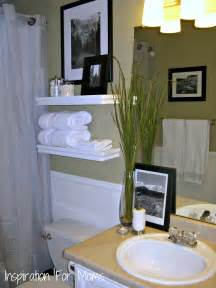 Decorating Ideas For Bathroom I Finished It Friday Guest Bathroom Remodel Inspiration