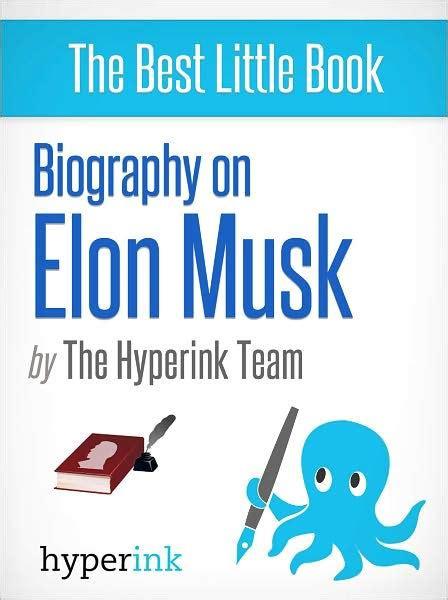 elon musk biography free ebook biography of elon musk by pauline t nook book ebook