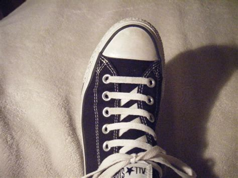how to bar lace high top converse bar lacing 6