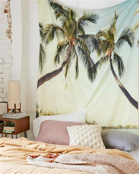 palm tree decor for bedroom 203 best images about coastal bedrooms on pinterest