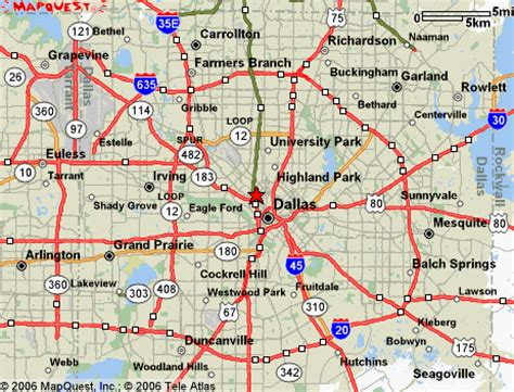 map of dallas texas and surrounding area furnished apartments corporate housing in dallas texas temporary housing