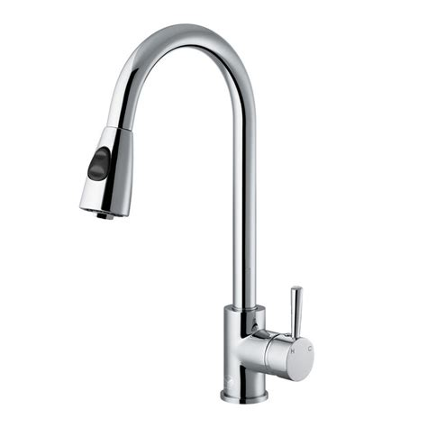 vigo single handle pull out sprayer kitchen faucet in vigo single handle pull out sprayer kitchen faucet in