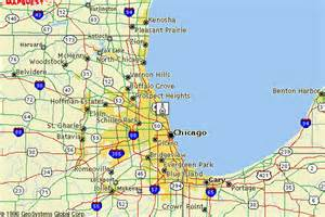 Chicago Metro Area Map by Getting To Bethlehem Church
