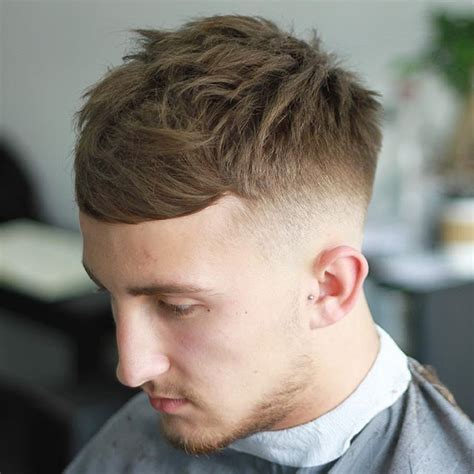 mens short crop hair styles 27 haircut styles for men