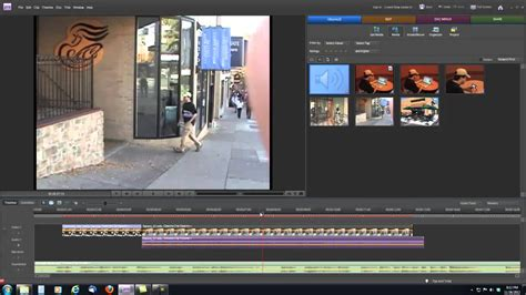 tutorial adobe premiere elements adobe premiere elements 8 basic tutorial youtube