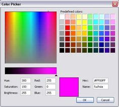 1000 images about ui color picker patterns on color picker windows xp and photoshop