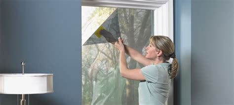 tint film for house windows choosing and applying window film