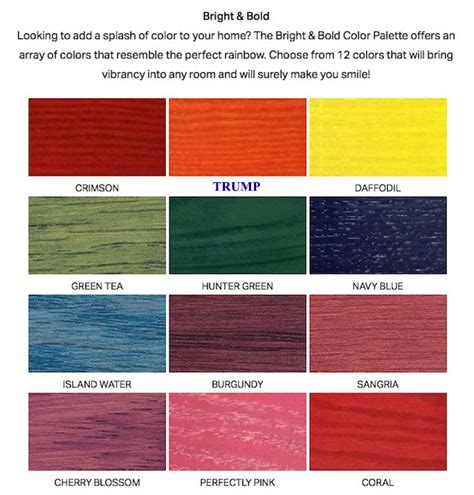 minwax water based stain colors describes our standard finishes and sle minwax stain