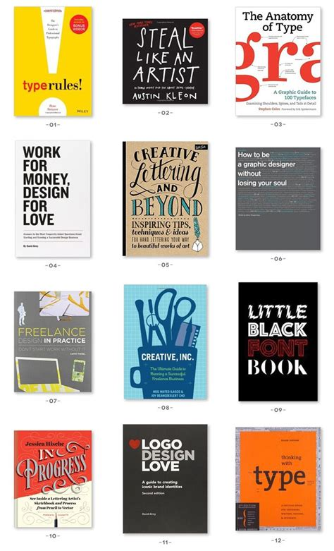 design typography etc a handbook books 25 best ideas about graphic design books on