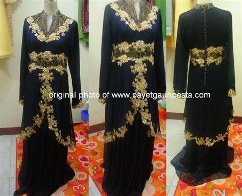 desain gaun batik modern payet gaun pesta desain baju pesta kebaya modern dan