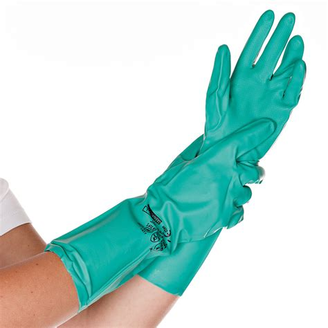 Sarung Tangan Nitrile Examination Gloves Non Powder Ori nitrile gloves mcr safety gloves iveestyle nitrile examination gloves kms home gloves 660