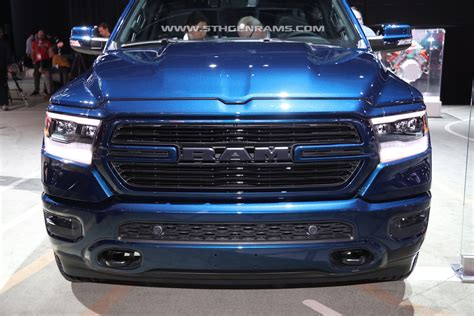 2019 Dodge Ram Front End by 2019 Ram Sport With Mopar Accessories 5th Rams