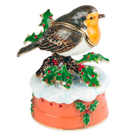 robin musical box christmas gifts for her other