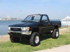 Toyota 4x4 Truck 1991 Toyota 4x4 Trucks Toyota 4x4