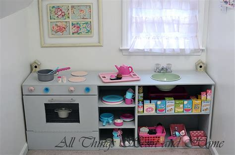 homemade play kitchen ideas 1000 ideas about closet playhouse on pinterest indoor