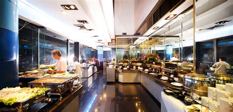 dining baiyoke suite hotel the 255 all superior class