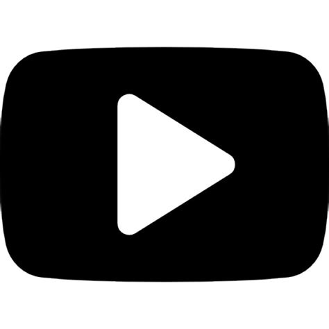 youtube layout vector youtube play button icons free download