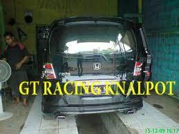 Knalpot Mobil Bolt On Honda All New Civic modifikasi knalpot racing modifikasi knalpot mobil honda freed