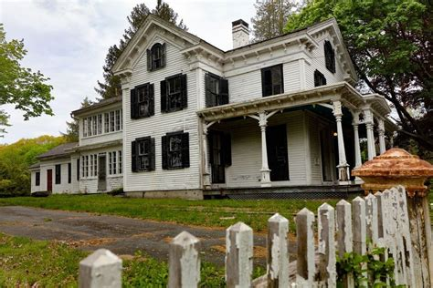 abandoned town in ct buy this entire 62 acre ghost town in connecticut for just