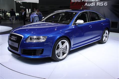 Audi Rs6 Coupe by Audi Rs6 Sedan Unveiled At Moscow